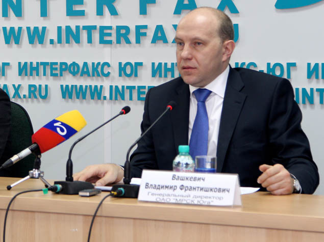 генеральный директор компании Владимир Вашкевич