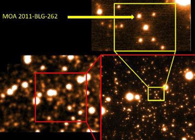Первая планета типа Пандоры найдена в 1800 световых годах от Земли