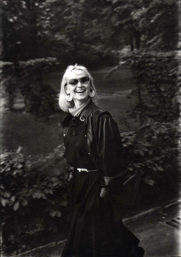 Людмила Мовчан в ГДР