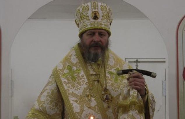 Вологодскую епархию возглавляет епископ Афанасий