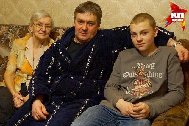 Цель Дулеповых - лишить маму Саши родительских прав