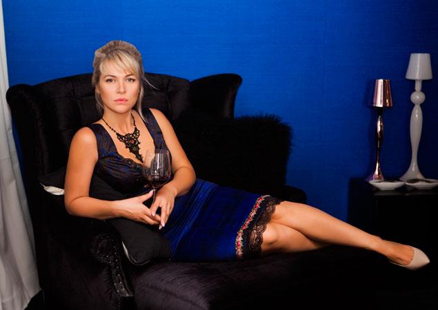 Певица и модель Виктория Макарская, жена известного актера Антона Макарского, родом из Витебска.