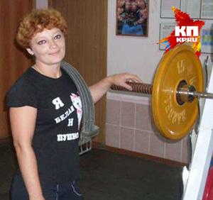 Галину Глотову не дождались с соревнования двое дочерей.