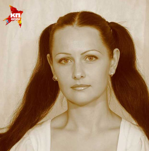 Наталья Елагина не бросала тренировки даже с гипсом на руке.