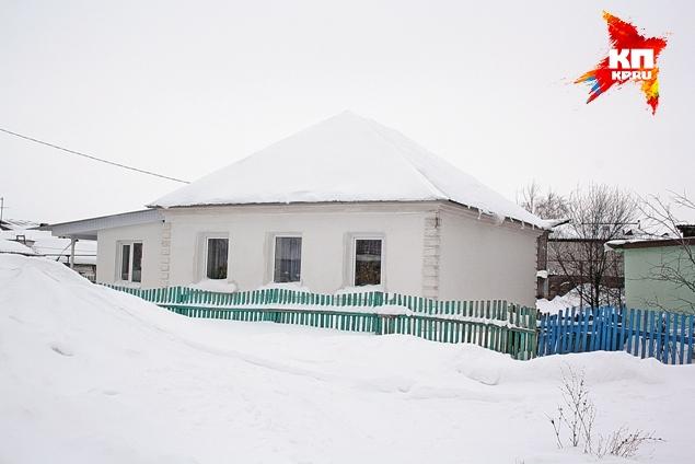 Вот в этом простеньком домике на задворках Салавата вырос будущий «финансовый гений»