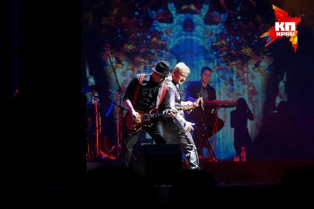 Формат концерта – позитив-шоу – был полностью оправдан