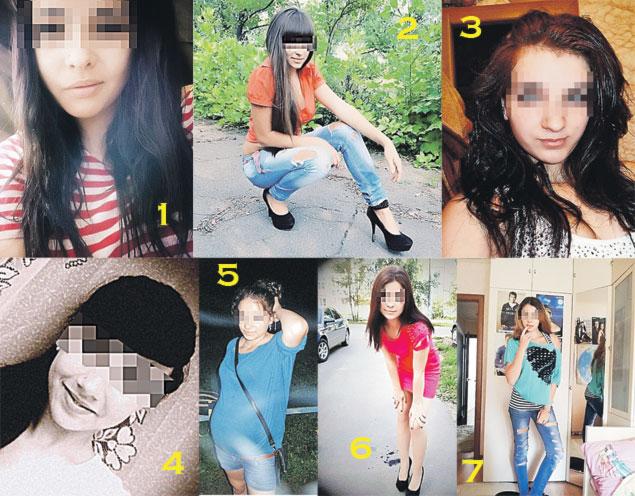 Семь из восьми участвовавших в жестоком избиении девушек не достигли совершеннолетия, и мы не можем назвать их фамилии и показать лица полностью. Вике М. (1), Свете С. (7) и Татьяне Ч. (6) из-за плохой успеваемости пришлось сменить школу. Саша Б. (3) трет