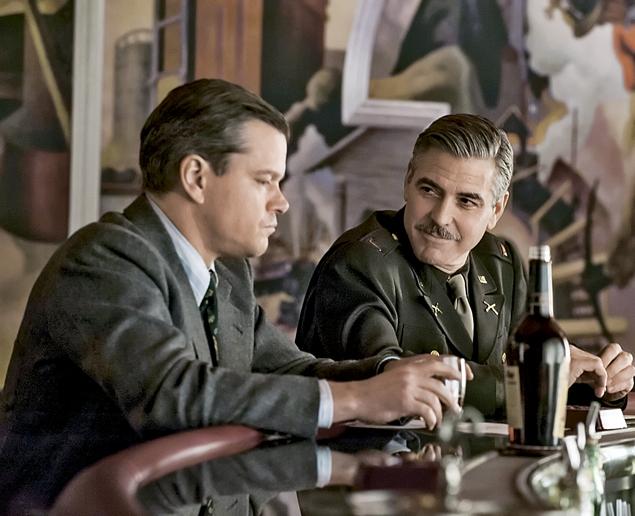 Дэймон с удовольствием вспоминает съемки в фильме Джорджа Клуни «Охотники за сокровищами».