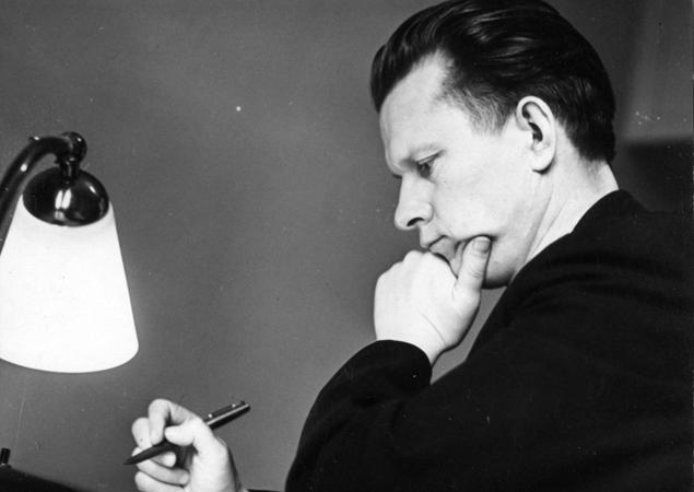 Июль 1964 г. В это время Быков работал над повестью «Мёртвым не баліць».