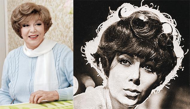 Эдита Пьеха, 76 лет.