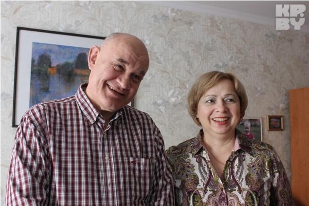Николай Кузьмич со своей женой живет уже 35 лет