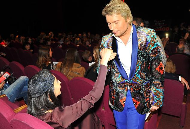 Николай - настоящий джентельмен!