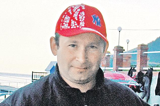 43-летний Бродский увлекается дайвингом.