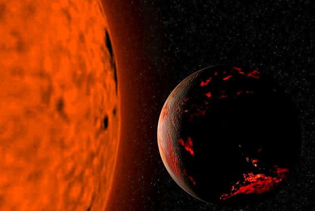 Придет время, и наше Солнце станет красным гигантом, превратив Землю в крематорий