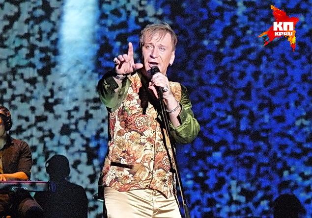 Сергей Пенкин в Воронеже.