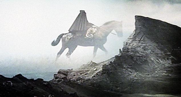 Во «Всаднике без головы» Крымские горы изображали Америку.
