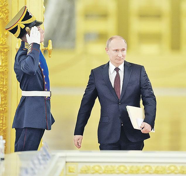 Владимир Путин уже более 14 лет на государственном хозяйстве. Итоги впечатляют.