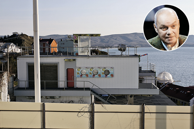 """Оккупанты хотят """"национализировать"""" в Крыму всю частную недвижимость у моря - Цензор.НЕТ 5882"""