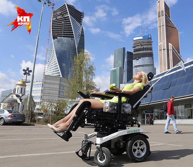 выставка для инвалидов фото