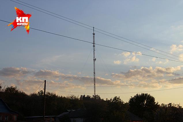 Высоту Карачун, где находится телевышка, самооборона атаковала на рассвете Фото: Александр КОЦ, Дмитрий СТЕШИН