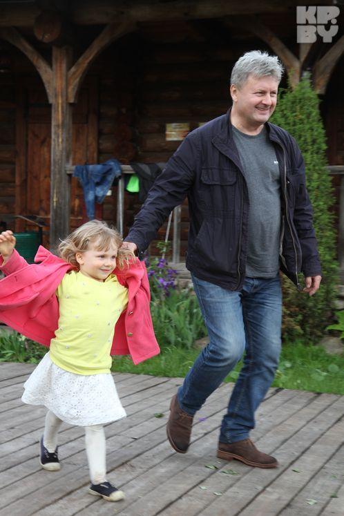 Лили и Юрий Александрович Грабовский.