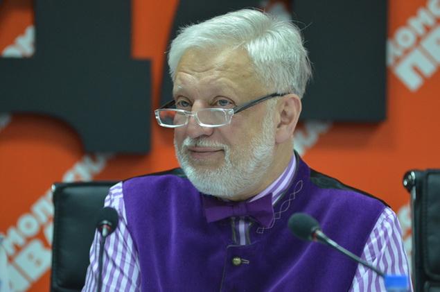 Сергей Якушин, основатель музея.