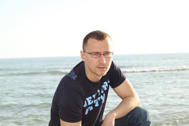 Николай Ражаловский живет в Риме семь лет.