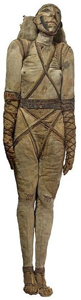 Эту мумию почти 200 лет считали женской - египетской танцовщицей