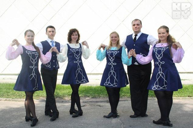 школы ирландских танцев