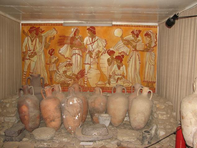 В Танаисе можно увидеть подлинные сокровища древности.