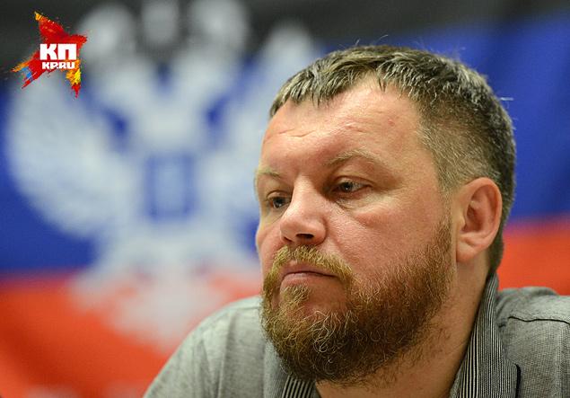 Андрей Пургин, главный интеллектуал Донецка, а ныне вице-премьер Донецкой народной республики