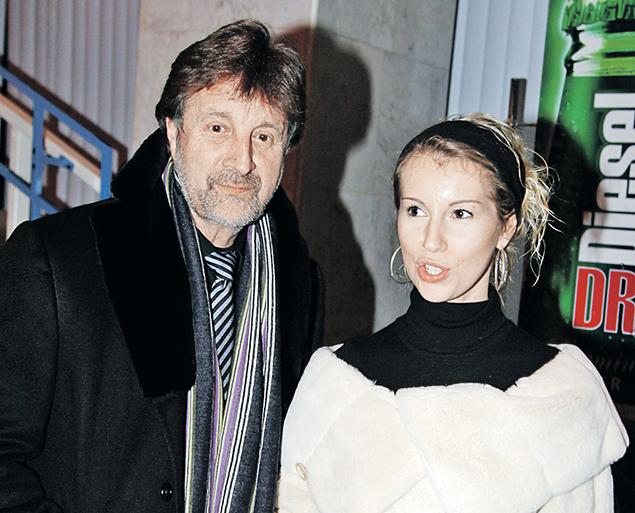 Леонид Ярмольник и Саша