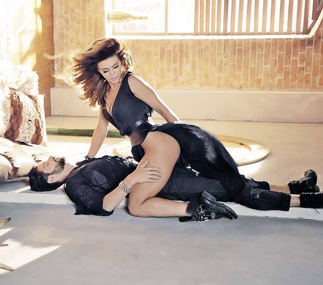 С клипа на песню «Между нами кайф» начался роман Анны и Сергея.