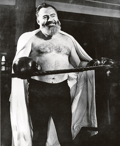 Легенда американской литературы был не только страстным поклонником бокса, но и сочинительствовал в кулинарии.