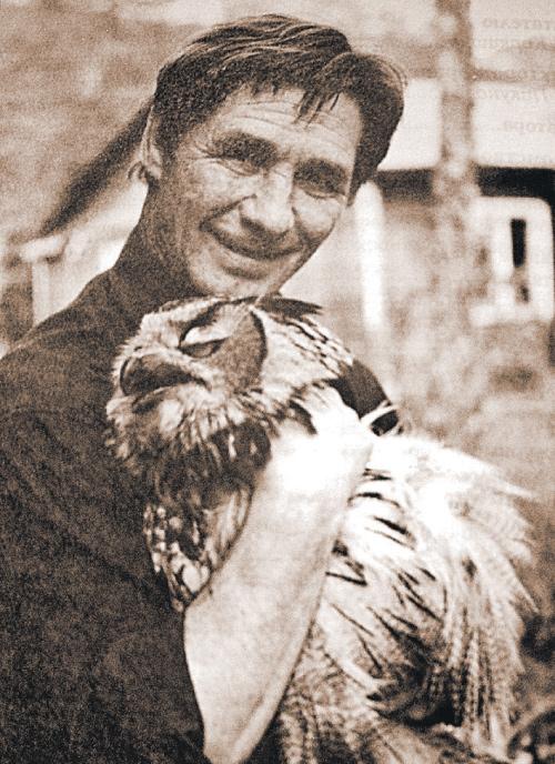 Виктор Коркишко  с любым животным находил общий язык.