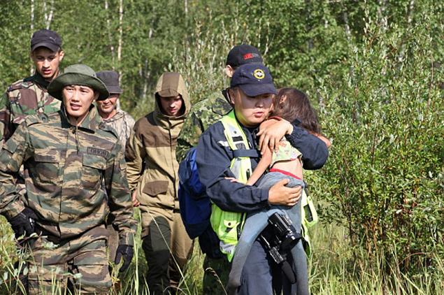 Служба спасения «Республики Саха «Якутия»