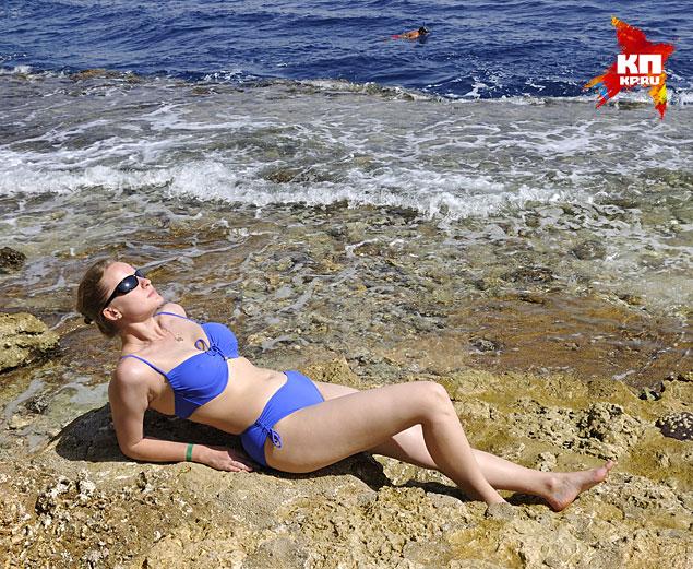А вот теплого моря в нашей стране зимой при всем желании не найти. Так что без Египта мы не обойдемся