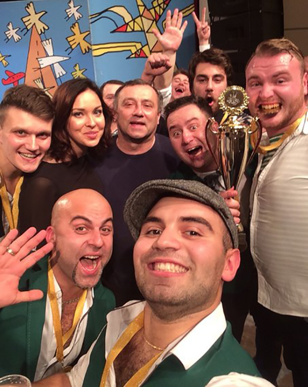КВНщики из Крыма впервые выиграли Чемпионат Европы фото 1