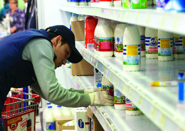 Яйца подорожали, творог подешевел: как изменились цены на продукты в Крыму в январе фото