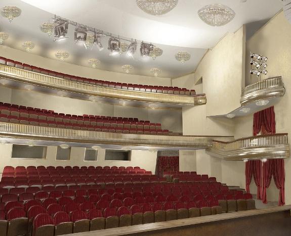 в Ижевске: новый зал,