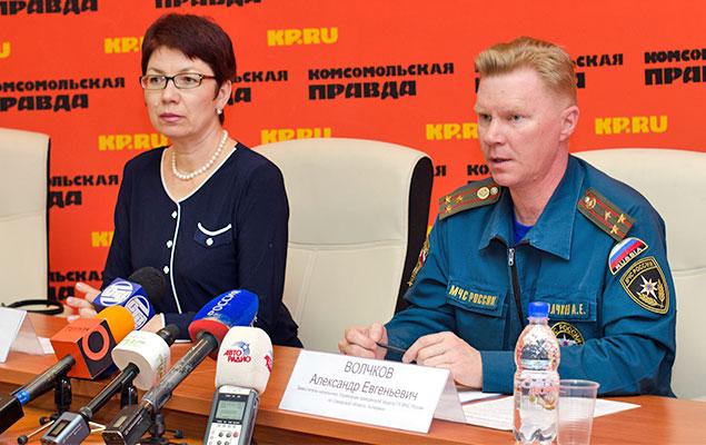 Самарской области полковник