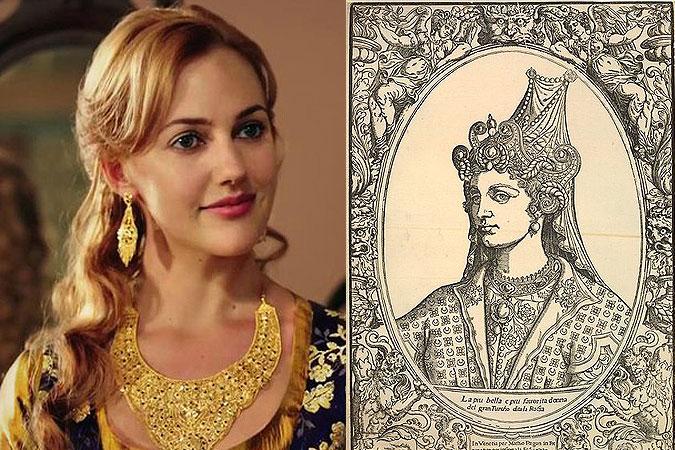 Голая Мерьем Узерли актриса  Блог о сиськах