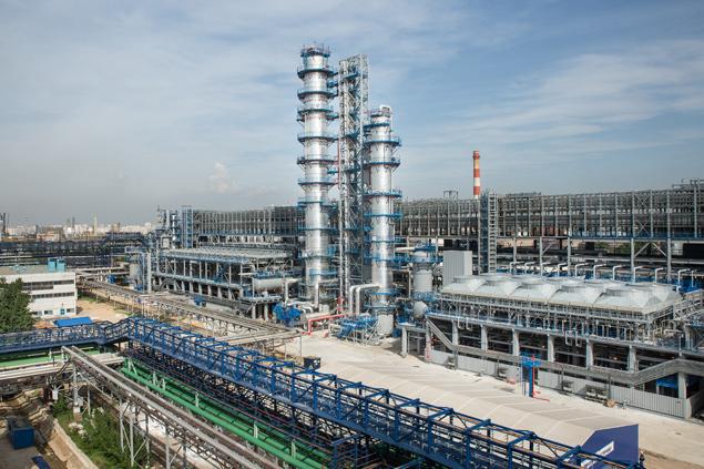 Фото: ОАО «Газпромнефть-МНПЗ»