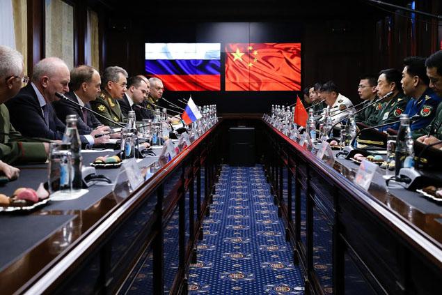 Между Россией и Китаем начался новый виток партнерских отношений