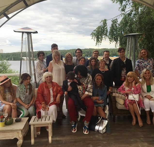 фото детей киркорова в инстаграм