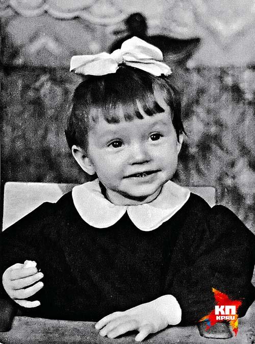 детские фото аллы пугачевой