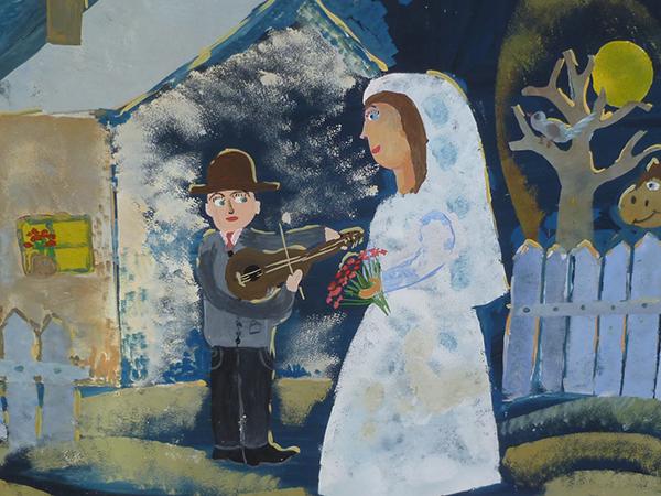 Витебск гулял на свадьбе Марка и Беллы, фото-2