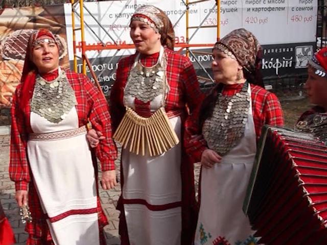 Уральские бабушки могут похвастаться своими дедушками