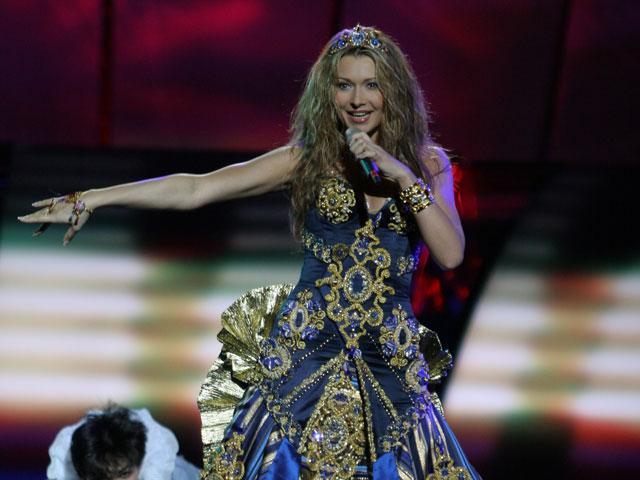 Angelica Agurbash - Love me tonight (Евровидение-2005)