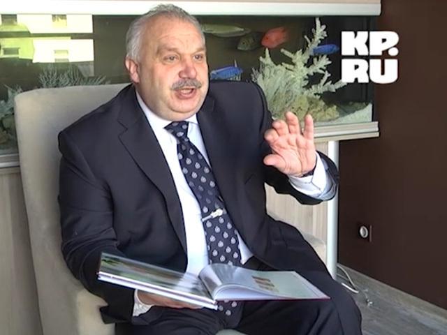 Кремлевский повар Анатолий Галкин о любимых блюдах президентов